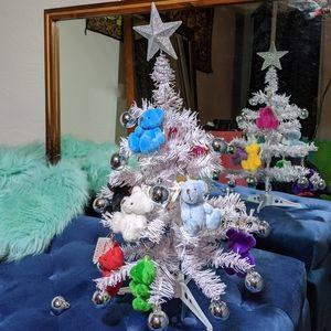 NWT Teddy Bear Christmas Tree / Grateful Dead Xmas